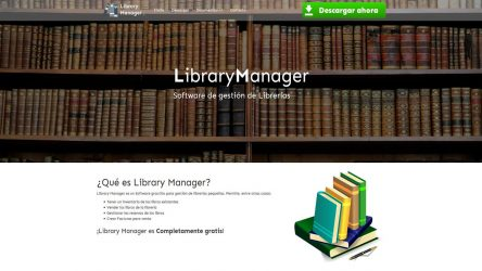 librarymanager